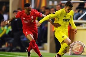 Liverpool ke final Liga Europa usai kalahkan Villareal 3-0