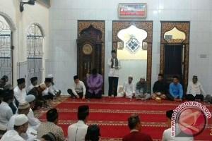Wali Kota Palembang rutin safari shubuh