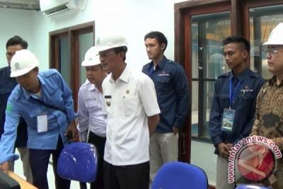Pembangkit listrik tenaga gas Sematang Borang dioperasikan
