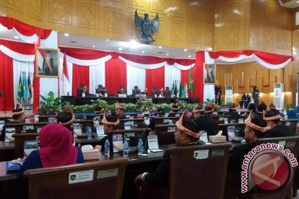DPRD peringati Hari Jadi Ke-71 Provinsi Sumsel