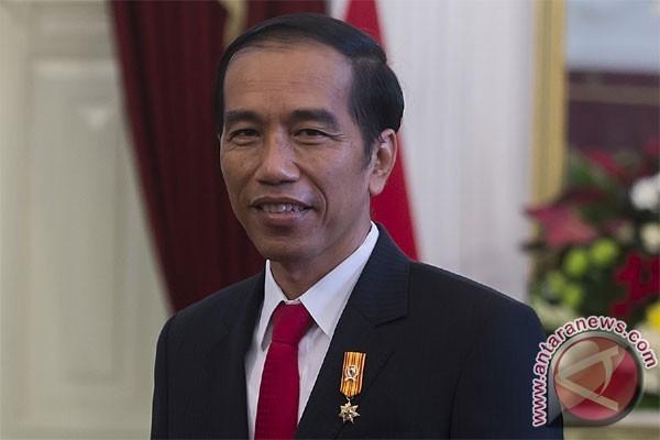 Presiden resmikan MPP Air Anyir Bangka