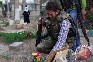 Rakyat Suriah yang mendambakan perdamaian