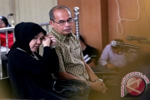 Jaksa KPK belum ambil sikap terkait vonis ringan Pahri-Lucianty