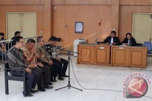Jaksa pilih pikir-pikir terkait vonis empat pimpinan DPRD Muba