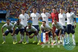 Kesalahan Lloris bawa Prancis kalah 1-2 dari Belgia
