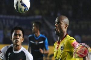 Gol tunggal Hilton Moreira penyelamat Sriwijaya FC