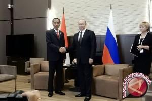 Indonesia dan Rusia tanda tangani lima Mou
