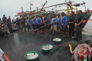 Nelayan berjuang mencari keadilan