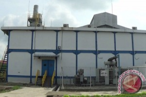 PLTMG resmi beroperasi di Palembang
