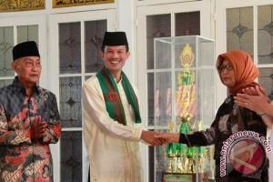 Palembang Juara Umum MTQ Ke-26 Sumatera Selatan
