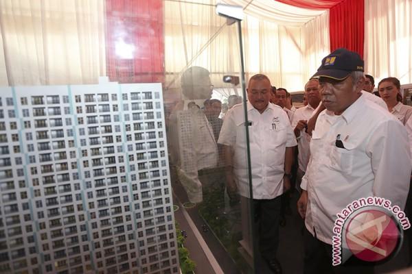 Empat menteri kompak kunjungi kerja ke Medan