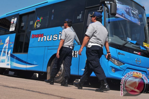Palembang butuh tambahan Bus Transmusi untuk Asian Games