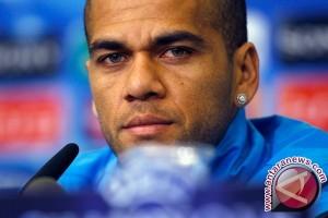 Dani Alves akan tinggalkan Juventus