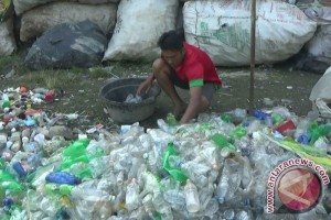 Priyono prajurit TNI jadi pengumpul barang bekas