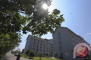 Pemerintah bangun rusunawa  mahasiswa Polsri
