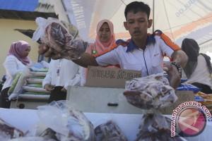 Operasi pasar daging Bulog tanpa koordinasi