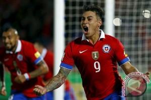 Chile tantang Argentina di final setelah kalahkan Kolombia 2-0