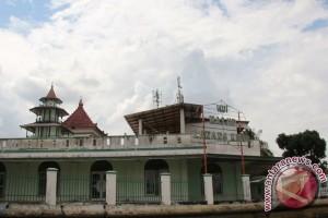 Masjid Lawang Kidul saksi sejarah syiar Islam di Palembang