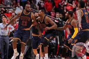 Cleveland Cavaliers juara baru NBA