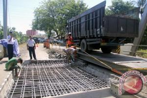 Jembatan kurup di OKU akan diperlebar