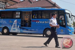 Minat naik Transmusi di Bandara SMB II minim