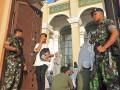 Penjagaan Salat Idul Fitri Di Palembang