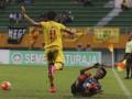 Persela Tahan Imbang Sriwijaya FC