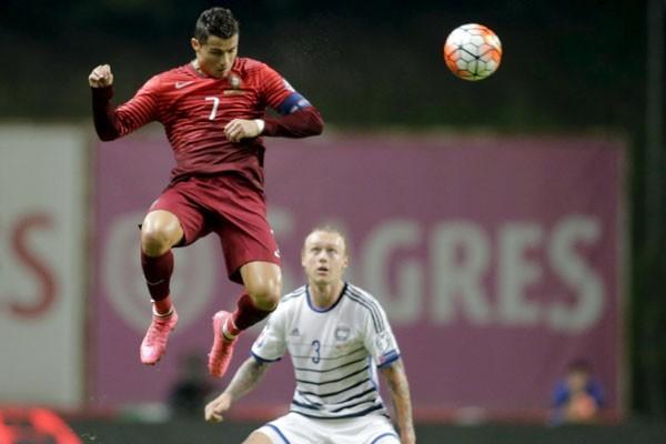 Ronaldo tidak cemaskan hasil imbang saat melawan Meksiko