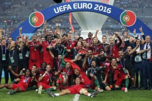 Statistik final Piala Eropa 2016 Portugal vs Prancis
