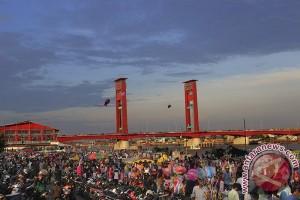 Hari Terakhir Libur Lebaran Di Palembang