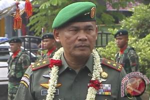 Pangdam Sriwijaya ingatkan prajurit Supaya tidak arogan