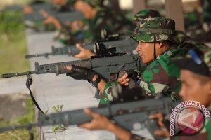 Prajurit TNI Riau waspada potensi ganggu NKRI