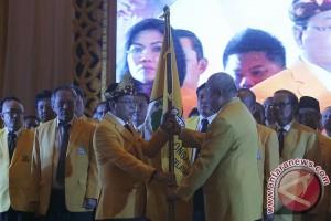 Pelantikan Pengurus DPD Golkar Sumsel