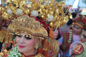 Festival Sriwijaya 2017 digelar di BKB Palembang