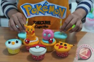"Demam Pokemon Go tingkatkan omset penjual ""cupcake"""