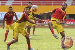Pelatih Sriwijaya FC targetkan lima uji coba