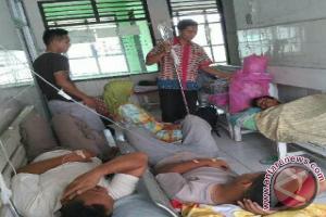 101 Karyawan PTBE keracunan usai santap nasi