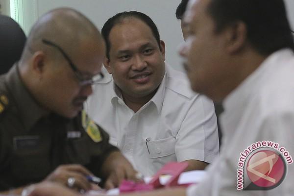Bupati Banyuasin nonaktif jadi saksi sidang korupsi