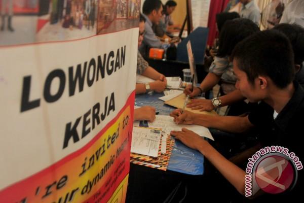 Tingkat pengangguran di Lampung naik