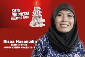 "Risna Hasanudin, ""Sang Merak"" dari Timur"