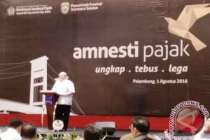 12 wajib pajak di Sumsel ajukan amnesti pajak
