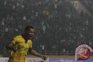 Sriwijaya FC Menang Atas PS TNI
