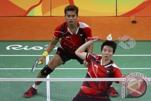 Tontowi dan Liliyana mundur dari Jepang terbuka