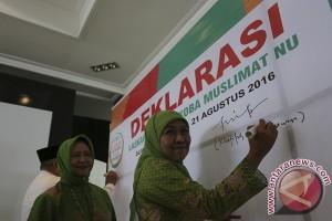 Deklarasi Laskar Anti Narkoba Di Palembang