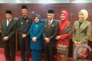 Warga Palembang takbir keliling kampung sambut Idulfitri