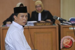 Sidang Bupati Ogan Ilir tersangkut narkoba ditunda