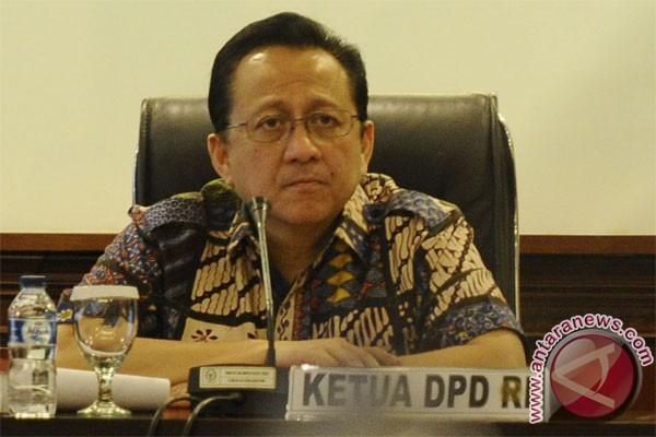 DPD lakukan pemilihan pimpinan baru