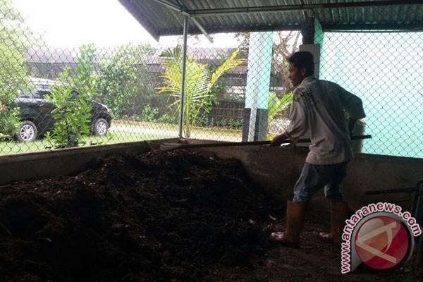Pemuda Bangka Selatan kembangkan sampah jadi pupuk