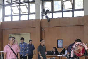 Sidang Suap Mantan Ketua Fraksi DPRD Musi Banyuasin