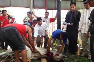 Pejabat: Waspadai arisan daging oplosan Idul Fitri